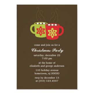 Convites quentes da festa natalícia do cacau