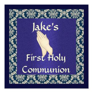 CONVITES RELIGIOSOS do comunhão santamente do