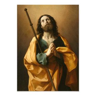 """Convites religiosos do costume da arte de """"St"""