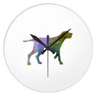 Coonhound de Redbone Relógio Para Parede