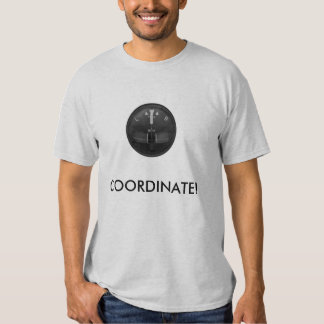 Coordenada! T-shirt