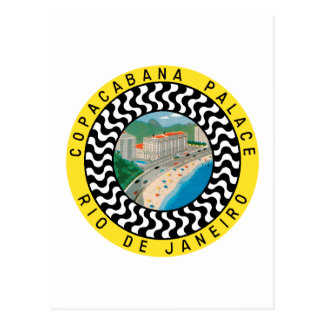 CopacabanaPalaceRio Cartões Postais