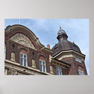 Copenhaga Impressão