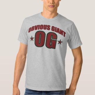cópia certificada do og tshirts
