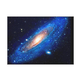 Cópia das canvas da parede da galáxia do Andromeda