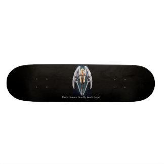 Cópia de rat1, anjo escuro mortal do céu escuro skate