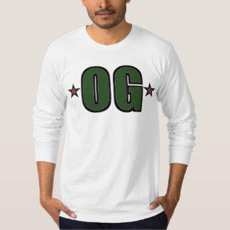 Cópia do LOGOTIPO de OG Tshirts