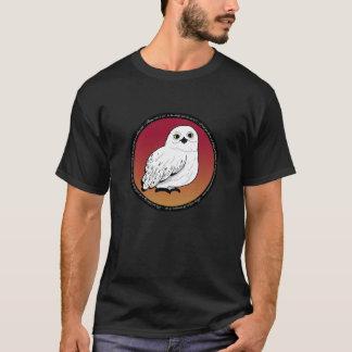 cópia do snowowlcircle camiseta