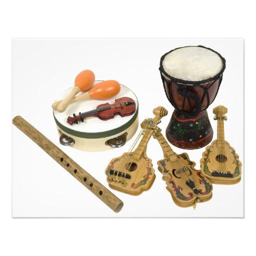 Cópia MusicalInstruments112609 Convites Personalizados