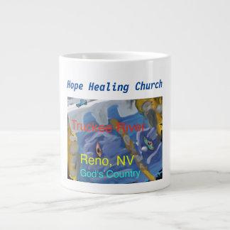 Copo cristão da caneca de café de Truckee River