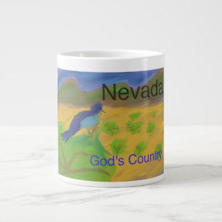 Copo cristão da caneca de café do Bluebird da