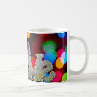 Copo da caneca do café do Natal do comedoiro do