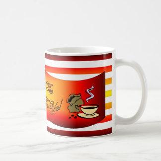 Copo da manhã a Ya! ~Java~Café~ do bar do ~Coffee Caneca De Café