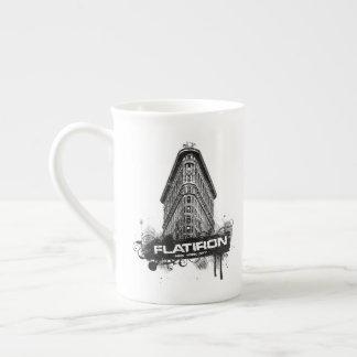 Copo da Nova Iorque da construção de Flatiron Xícara De Chá