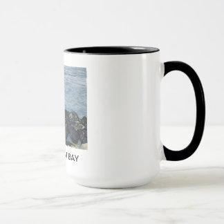 Copo de café da baía de Barnegat Caneca