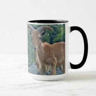 Copo de café da cabra de montanha caneca