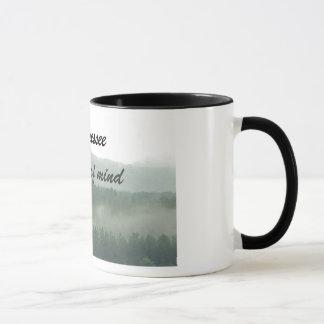 Copo de café de Tennessee, estado de ânimo Caneca