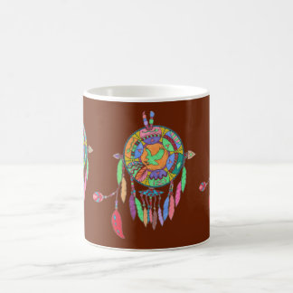 Copo de café do sudoeste do nativo americano da caneca de café