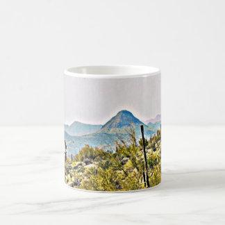 Copo de café novo da floresta de Tonto do Caneca De Café