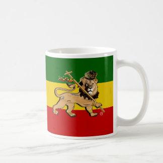 Copo de chá da caneca da religião de Rastafari Bob