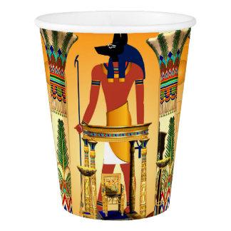 Copo De Papel Anubis