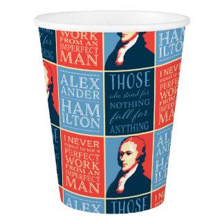 Copo De Papel Cotações de Alexander Hamilton