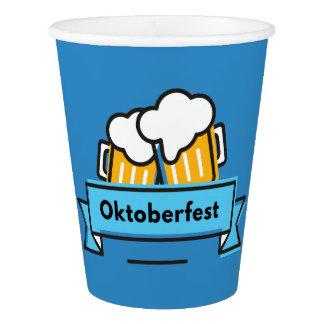 Copo De Papel Festival de Oktoberfest Beerfest