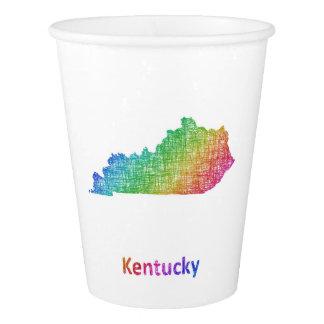 Copo De Papel Kentucky