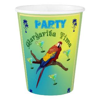 Copo De Papel Partido de Margarita
