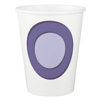 Copo De Papel Ponto do Lilac
