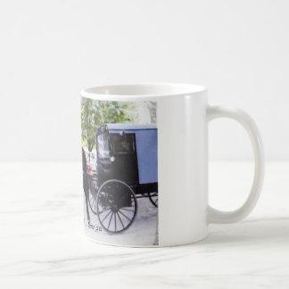 Copo do carrinho de Amish Caneca De Café