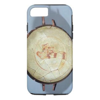 Copo sem pé, musa ereto que joga o lyre, capa iPhone 7