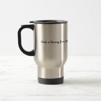 Copos de café para mulheres fortes caneca térmica