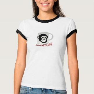 copos do macaco camiseta