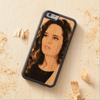 Coque Portable Soy un Amor - Lola Dargenti Capa De Cerejeira Bumper Para iPhone 6