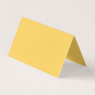 Cor calma do amarelo da mostarda