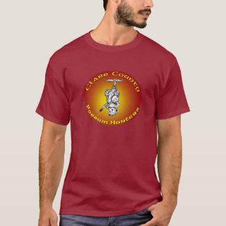 Cor da camisa dos caçadores T do gambá de Clare