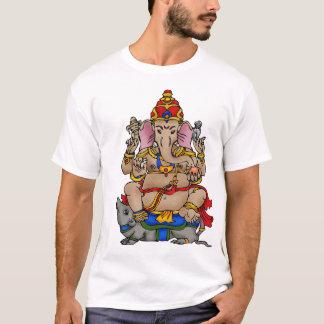 Cor de Ganesh Camiseta