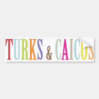 Cor do fundo de PixDezines Turks/DIY Adesivo Para Carro