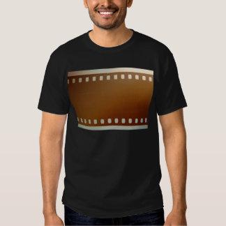 Cor do rolo de filme camisetas