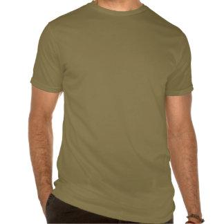 Cor do símbolo da coruja t-shirt