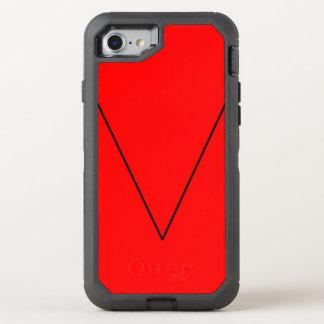 cor-emoção capa para iPhone 7 OtterBox defender