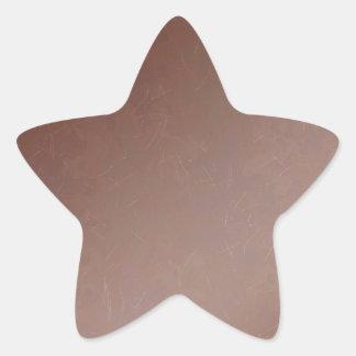 Cor Handmade de cobre fl do refrigerador do Adesito Estrela