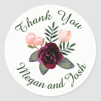 Cora e o obrigado de Borgonha você etiqueta