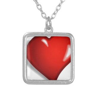 Coração Colar Personalizado
