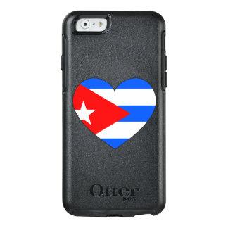 Coração da bandeira de Cuba