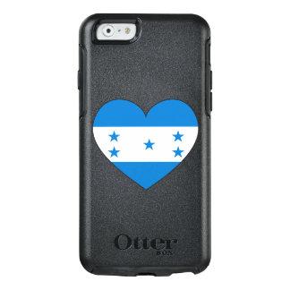 Coração da bandeira de Honduras