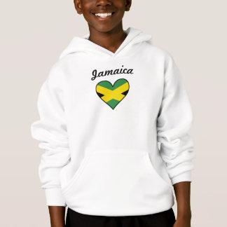 Coração da bandeira de Jamaica