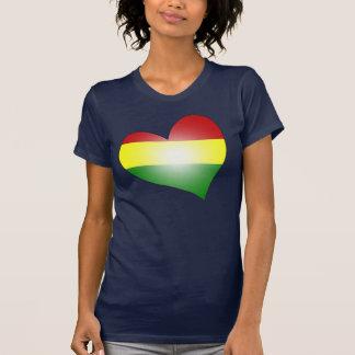 Coração de África Camiseta