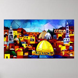 Coração de Jerusalem Pôster